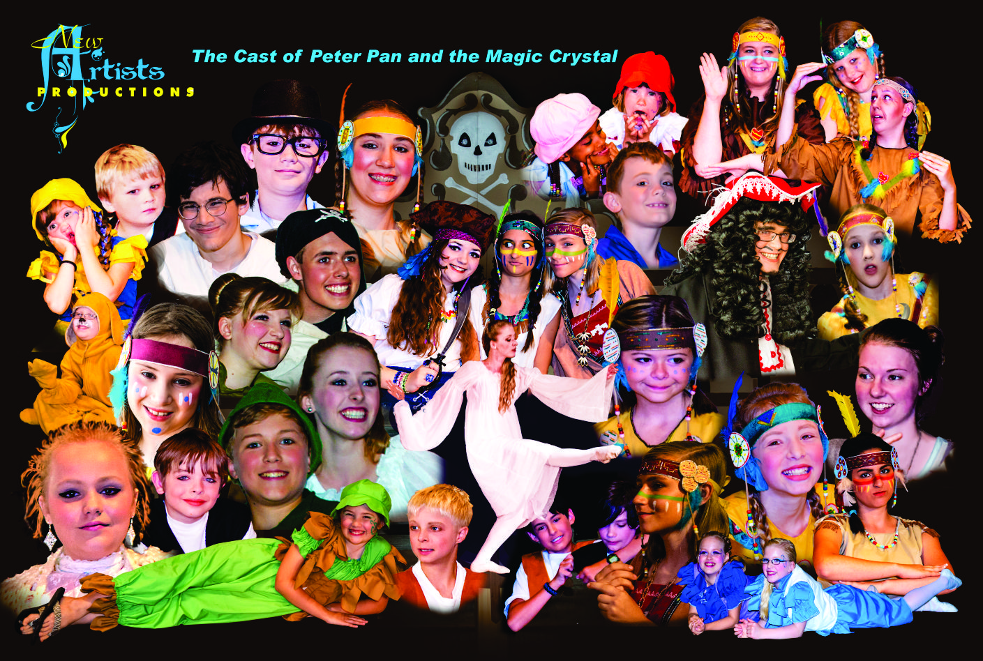 Peter Pan and the Magic Crystal